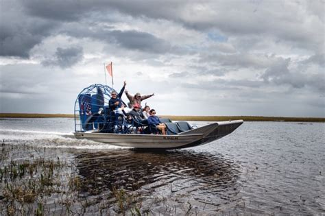 fan boat ride florida everglades airboat rides tours fort lauderdale ride