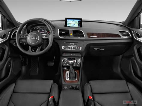 audi q3 dashboard image gallery 2016 7 q3 interior
