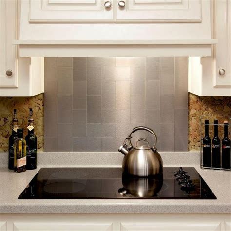 punched tin backsplash home depot