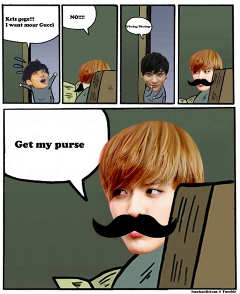 Exo Meme - exo macro on tumblr
