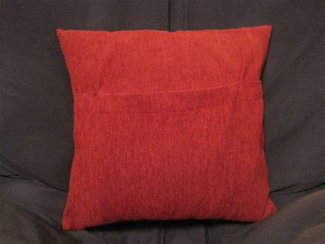 Throw Pillow Sewing Pattern by Easy Pocket Throw Pillow Cover Sewing Projects Burdastyle