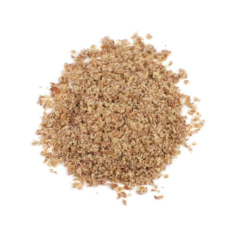 Brown Flaxseed 250 Gr ground brown flaxseed