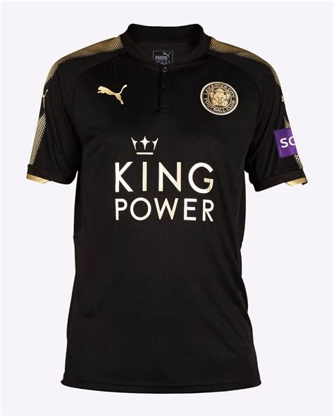 Jersey Go Leicester Away 2016 2017 leicester city away jersey 2017 18