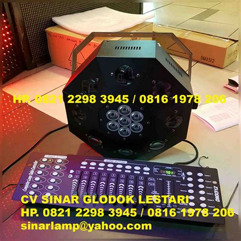 Mixer Lu Panggung Dmx 512 lu panggung led floor light mixer lighting dmx 512
