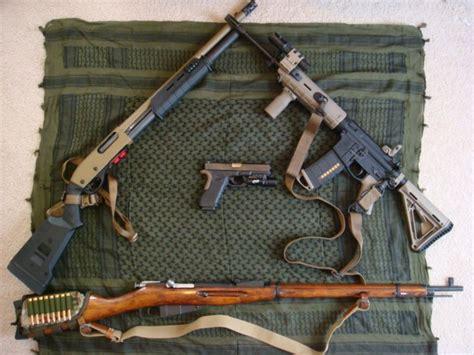 home defense plan quot guns and stuff quot