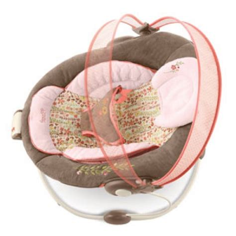 comfort harmony cradling bouncer comfort harmony cradling bouncer in cinnabloom