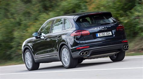 Porsche Diesel Cars by Porsche Cayenne Diesel S Facelift 2014 Review By Car