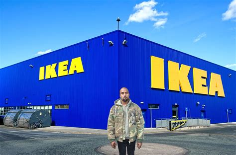 ikea uk on twitter quot a place to snuggle day and night our john prescott responded to kanye west s ikea trip in the
