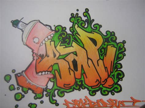 Imagenes Chidas En Grafitis | graffitis