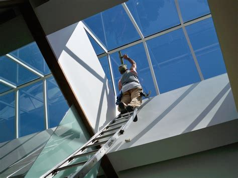 Home Chandeliers Window Care Inc Skylight Washing