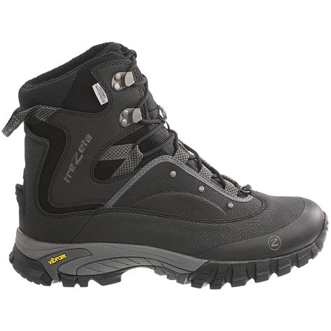 mens snow hiking boots trezeta cyclone thermo snow hiking boots for save 40