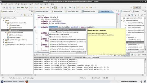 hibernate tutorial video youtube hibernate tutorial 15 mappedby and many to many mapping