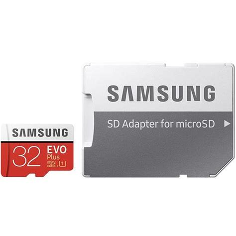 Micro Sd Samsung Evo Plus samsung 32gb evo plus micro sd card sdhc uhs i u1