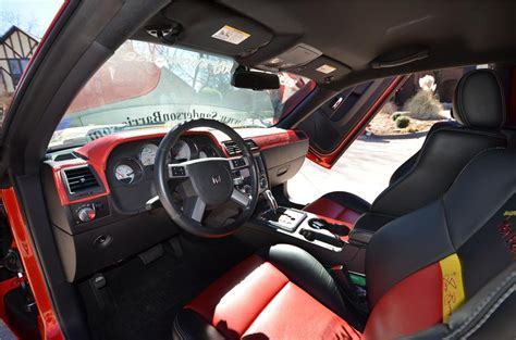 Custom Challenger Interior by 2008 Dodge Challenger Custom 2 Door Coupe 151734
