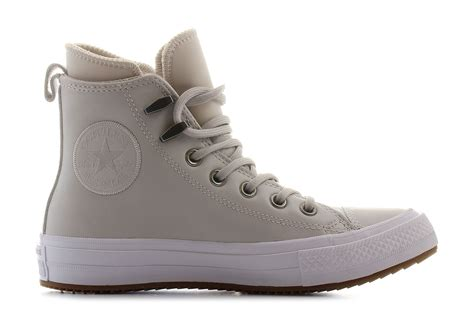 leather sneaker boots converse sneakers chuck waterproof boot leather
