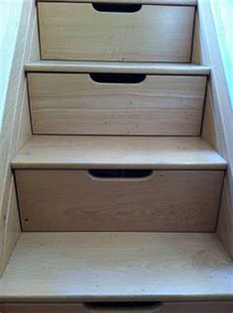 Stair Step Drawers by 1000 Ideas About Stair Storage On Stair