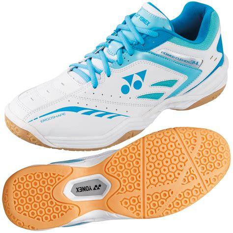 Yonex Power Cushion 34 Badminton Blue Original yonex power cushion 34 badminton shoes sweatband