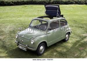 Fiat 600 Convertible Fiat Cabriolet Stock Photos Fiat Cabriolet Stock Images