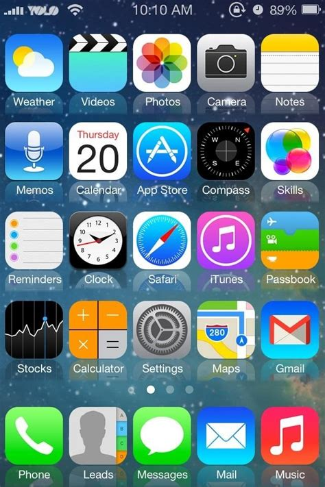 can you get themes for iphone 6 how to mimic the new ios 7 look in ios 6 on your