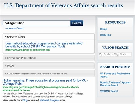 My In Gov Search Add Veterans Affairs Search Engine To My Web Site Ask Dave