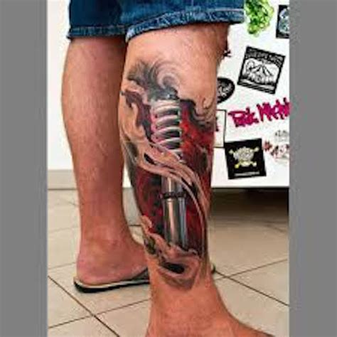three d tattoos 40 3d designs inkdoneright