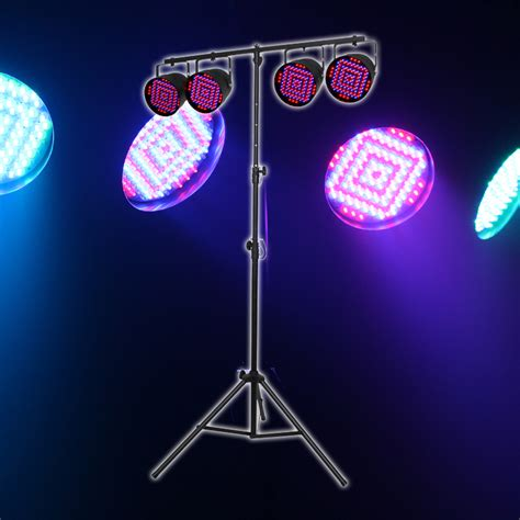 led stage lighting package equinox party par pack led par 56 can stage lighting