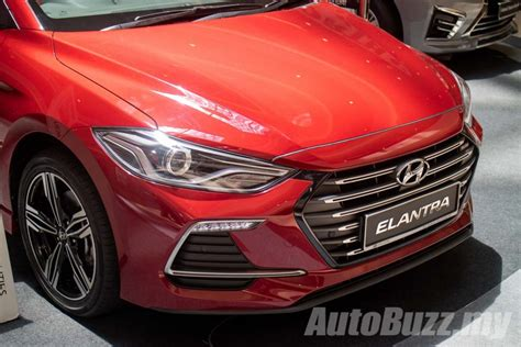 new hyundai 201 all new hyundai elantra sport previewed in m sia 1 6l