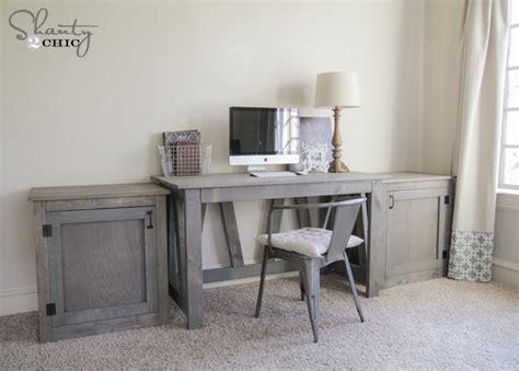 diy desk plans free woodworking plans diy desk or nightstand