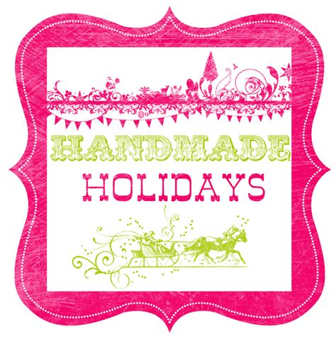 Handmade Holidays - rosemary watson family handmade holidays digital kits
