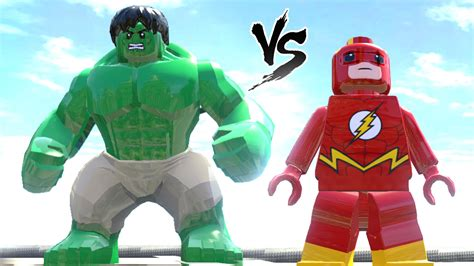 tutorial lego marvel superheroes flash vs hulk lego marvel super heroes youtube