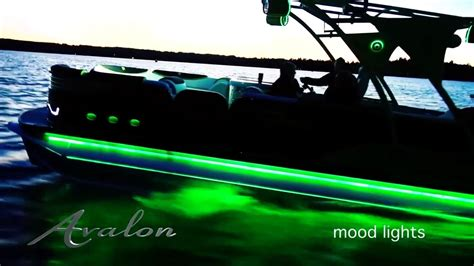 boat lights for pontoon luxury pontoon boat lighting beautiful leds avalon