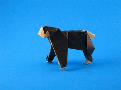 Origami Lemur - origami primates page 1 of 2 gilad s origami page