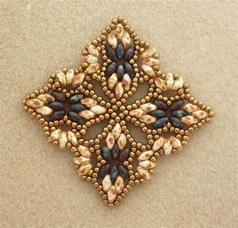 duo bead patterns pattern by mu twinn superduo