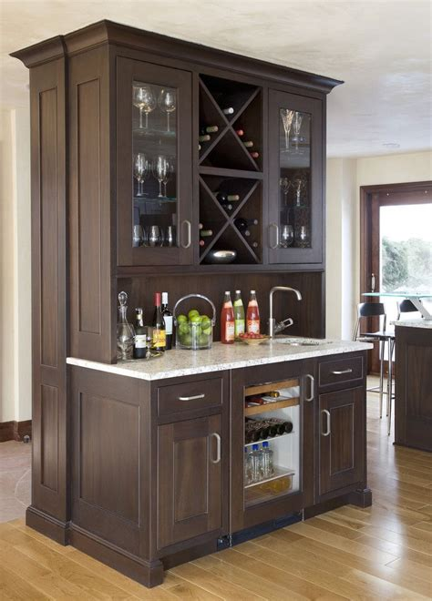 Basement Bar Cabinets by 13 Best Images About Wet Bar Designs On Pinterest Wet
