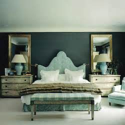 Mirrors Above Nightstands Bedroom
