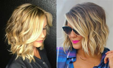 2017 s hairstyles for wavy hair follow the trend wavy bob hairstyles 2017 hairdrome