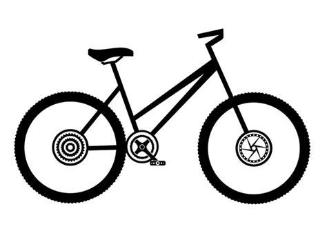 imagenes de bicicletas faciles para dibujar dibujo para colorear bicicleta de se 241 ora img 27507