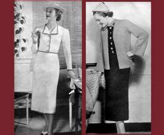 1930s knitwear on knit fashion 1930s and columbia