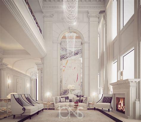 fireplace lounge design private palace doha qatar