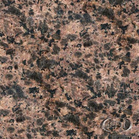 Chocolate Brown Granite Countertops by Chocolate Brown Granite Kitchen Countertop Ideas