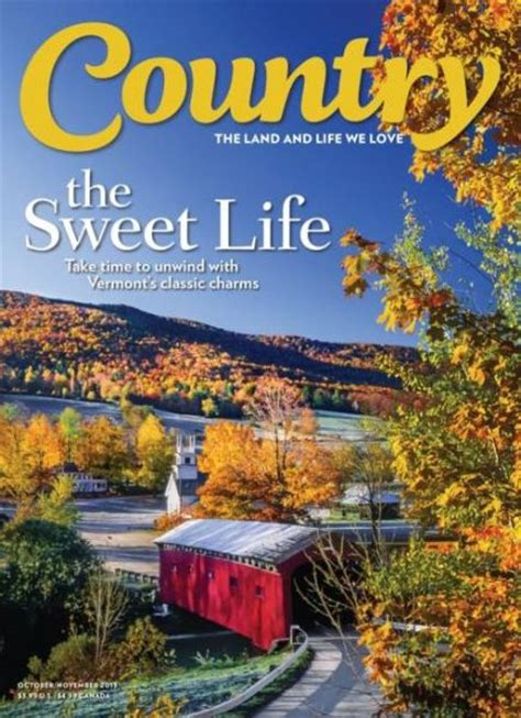country magazine subscription country magazine subscriptions renewals gifts