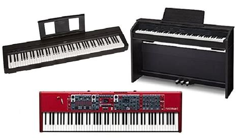 best piano how to choose the best piano keyboard 2017 top 9 digital