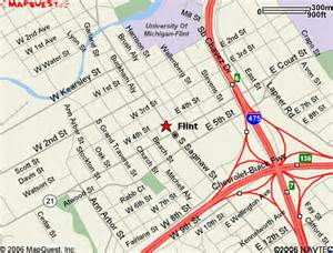 Map Flint Michigan by Map Of Flint Mi Pictures To Pin On Pinterest Pinsdaddy