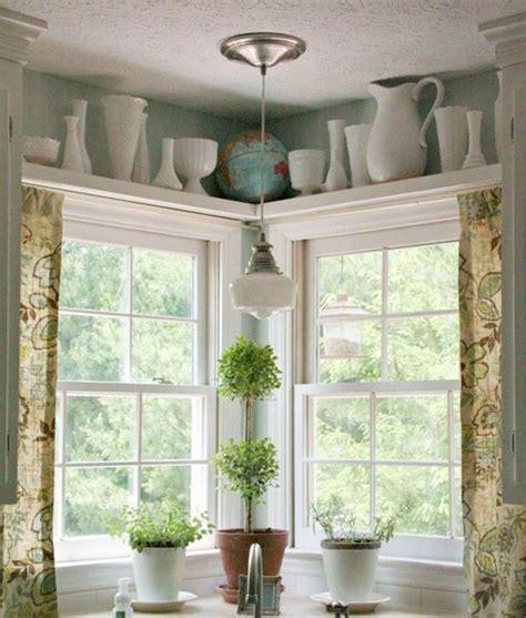 Shelf Above Window by Shelves Above Windows