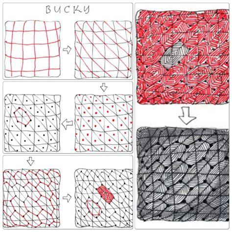 zentangle pattern locar zentangle official pattern bucky zentangle patterns