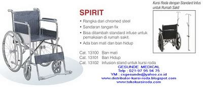 Kursi Roda Spirit kursi roda standar gm 13100m kursi roda net