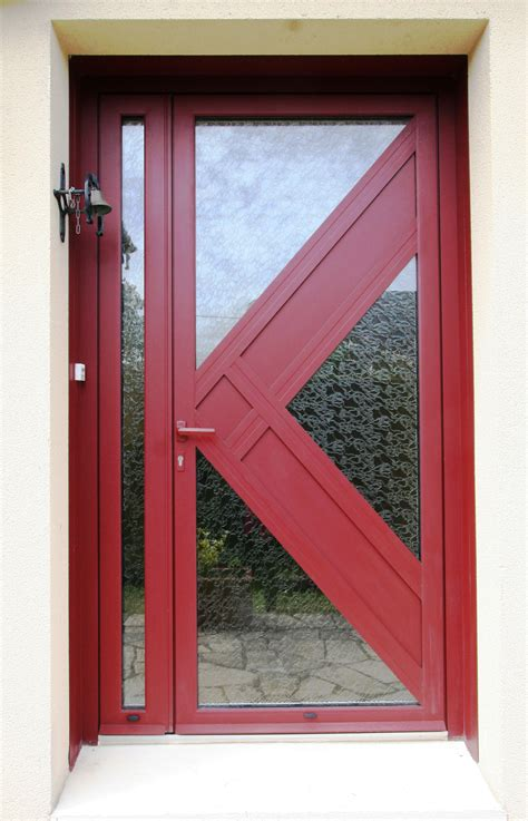 Porte D Entrée Alu Vitrée 2931 by Cuisine Alu Glass Fabricant De V 195 169 Randa Et De Menuiseries