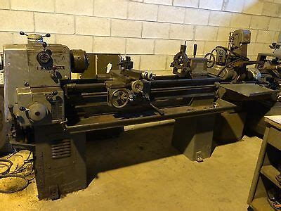 Quot Clausing Cholchester 14 6900 Series Engine Lathe Quot
