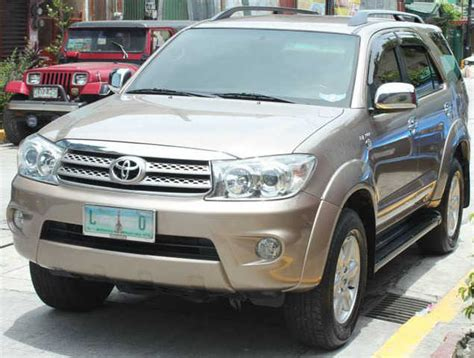 Fortuner Ori Anti Air Pink 2010 toyota fortuner for sale from manila metropolitan area san juan adpost classifieds