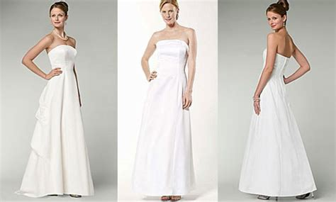 Jcpenney Wedding Dresses by Wedding Gowns From Jcpenney